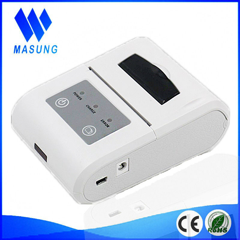 Bluetooth Portable 2inch Thermal Printer Automatic Power Off