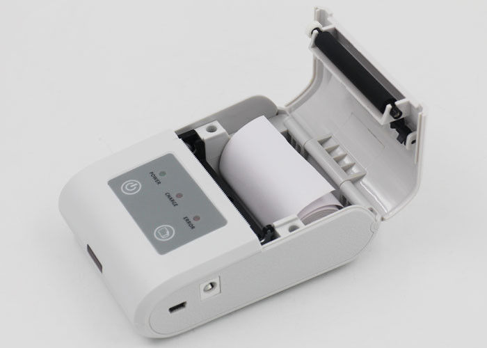 58mm wireless handheld gprs sms Bluetooth Thermal Printer / mobile ipad printer