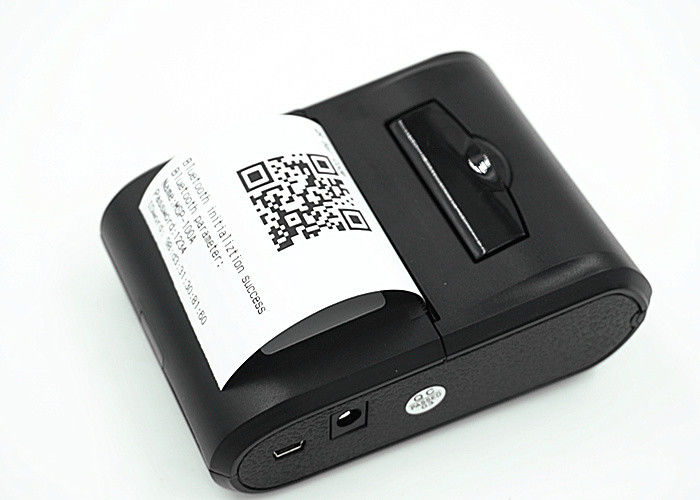 Custom receipt use bluetooth thermal printer for Smart Phone Tablet PC
