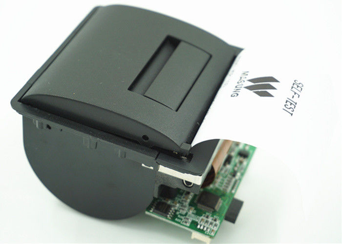 Easy embedded  mini USB 58mm thermal  panel mount  printers  for handheld terminals