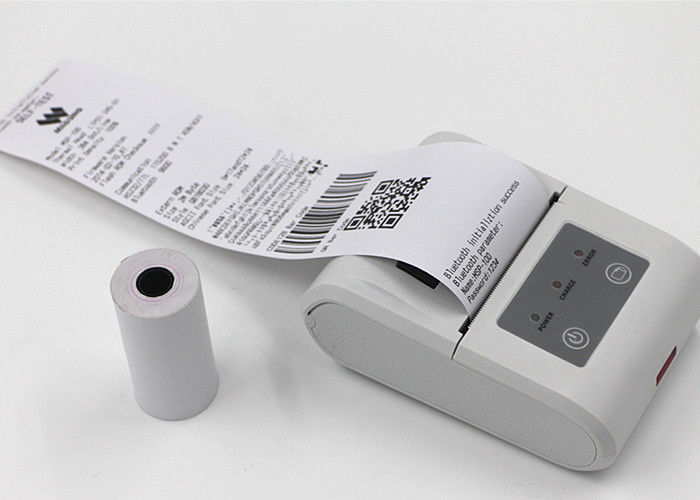 Portable mobile 2 Inch Thermal Printer RS232 usb thermal printer