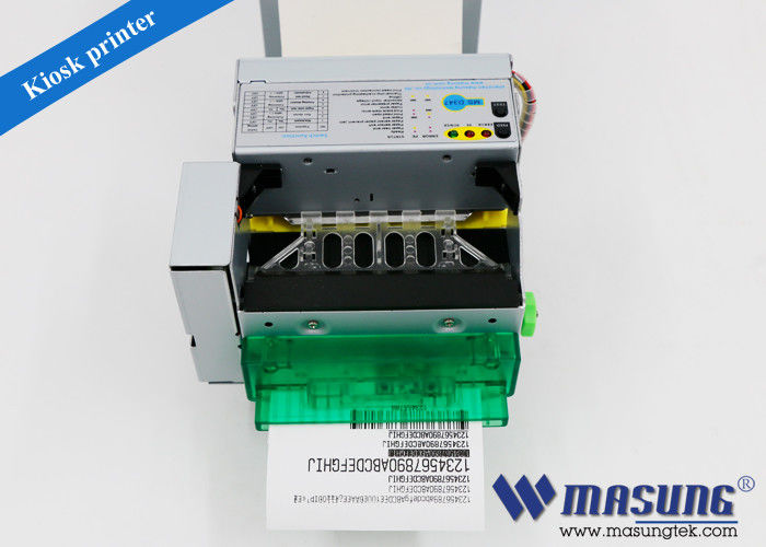 Multiple function 80mm kiosk thermal printer oem high speed compatible Linux
