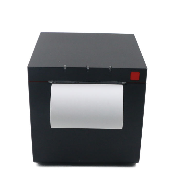 High Printing Speed Thermal Label Printer WiFi Bluetooth 2G 80mm For Vending Machine