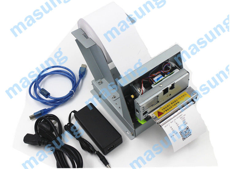 Parallel / RS-232  80MM Thermal Printer  For ATM , Paper Near End Detection