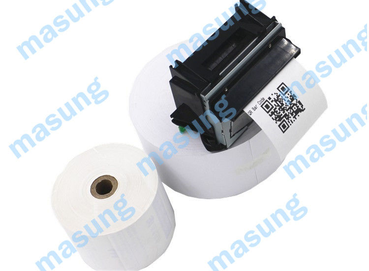 Healthcare Kiosk Panel Mount 2 Inch Thermal Printer Integrated With Paper Bezel