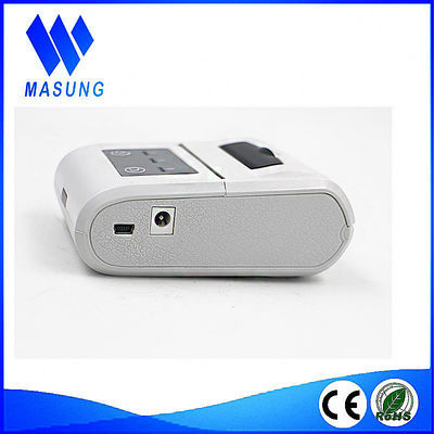 চীন Bluetooth Mini 58mm Handheld Mobile Thermal Printer Full Power 90mm / S কারখানা