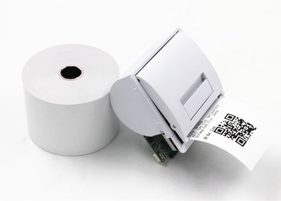 USB POS panel mount thermal printer