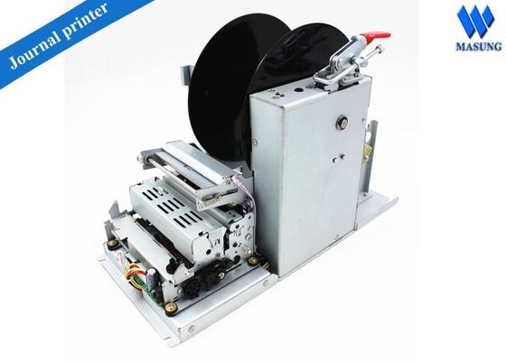 Integrated 76mm Dot Matrix Journal Printer With Auto Re - Winder For Auto Machine