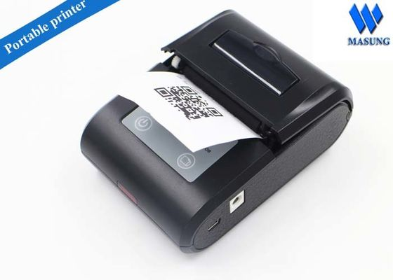 চীন Mini Portable Thermal Printers Thermal Barcode Printer For Retails কারখানা